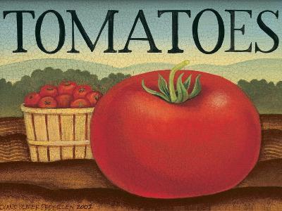 Tomatoes-Diane Pedersen-Art Print
