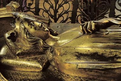 Tomb Figure of Eleanor of Castile--Giclee Print