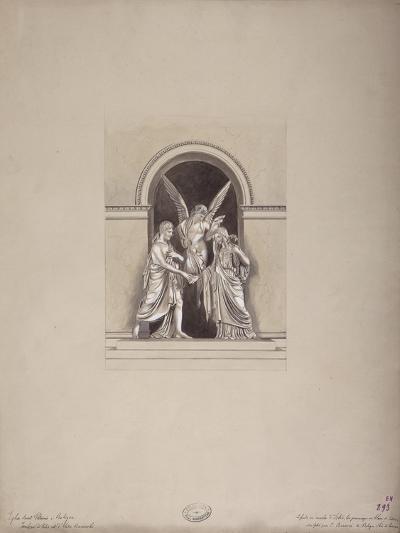 Tomb of Felix and Elisa Baciocchi, San Petronio Basilica, Bologna, C.1900-20--Giclee Print