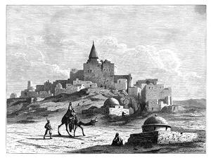 Tomb of Jonah, Near the Mosque, on the Artificial Mound of Nabbi Yunis, Nineveh, Assyria, C1890