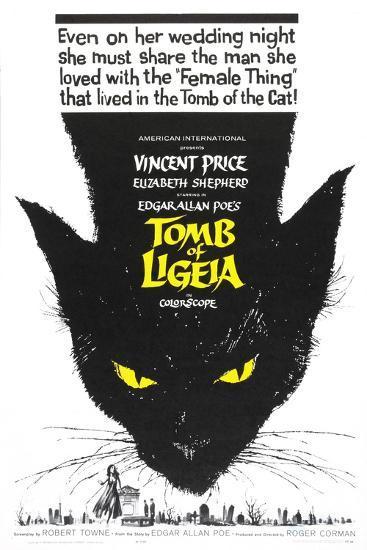 Tomb of Ligeia, 1964--Art Print