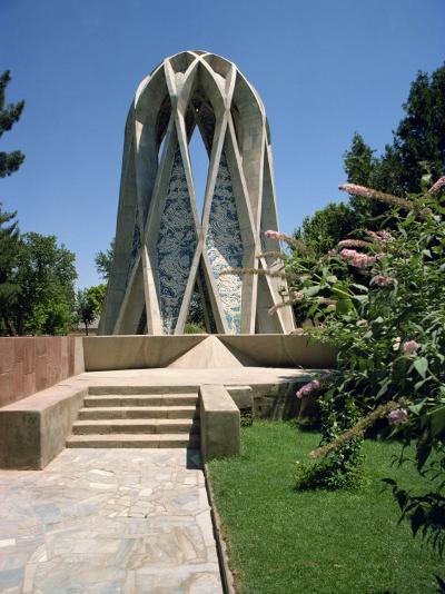 Tomb of Omar Khayyam, Iran, Middle East-Robert Harding-Photographic Print