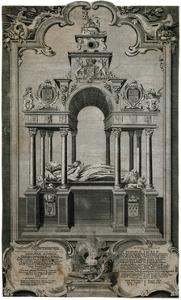 Tomb of Queen Elizabeth I, Westminster Abbey