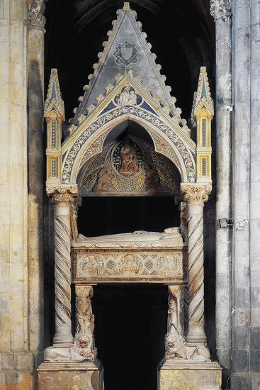 Tomb of St Catherine of Austria--Giclee Print