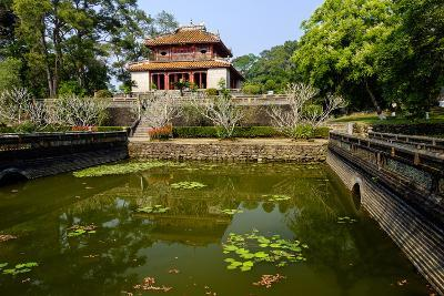Tomb of the Emperor Minh Mang of Nguyen Dynasty, the Light Pavillon, Group of Hue Monuments-Nathalie Cuvelier-Photographic Print