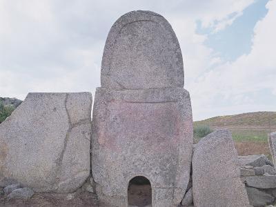 Tomba Di Gigante Di Coddu Vecchiu, Arzachena, Sardinia--Photographic Print