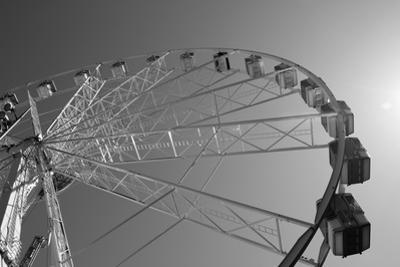 Big Ferris Wheel by tombaky