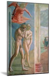 Adam and Eve Banished from Paradise, circa 1427 by Tommaso Masaccio