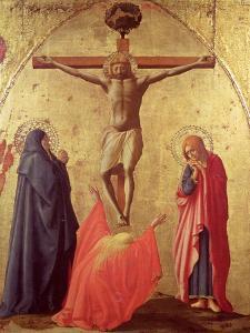 Crucifixion, 1426 by Tommaso Masaccio