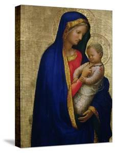 Madonna Casini by Tommaso Masaccio