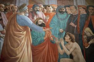 Masaccio by Tommaso Masaccio