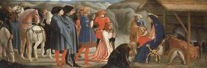 Polyptych of Adoration of the Magi by Tommaso Masaccio