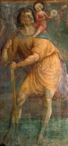 Saint Christopher by Tommaso Masaccio
