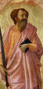 St. Paul, 1426 by Tommaso Masaccio