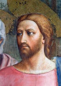 The Tribute Money circa 1427 by Tommaso Masaccio