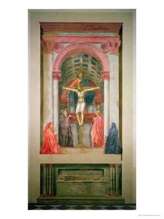 The Trinity, 1427-28