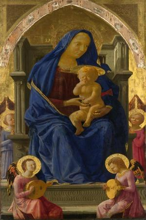 Virgin and Child (Pisa Polyptych), 1426