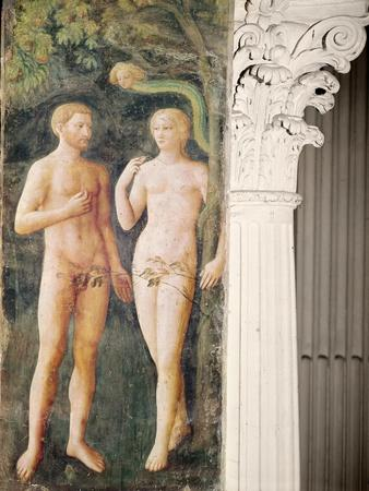 The Temptation of Adam and Eve, C.1423-25