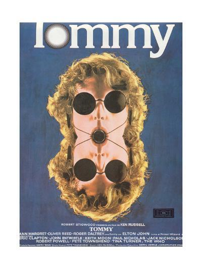 Tommy, Spanish Poster Art, 1975--Giclee Print