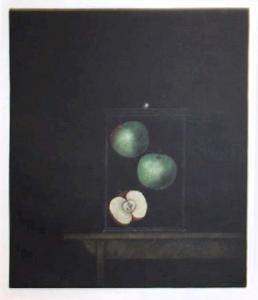 Apple #3 by Tomoe Yokoi