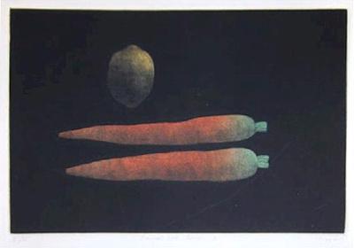 Carrots and Lemon