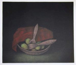 Salad Bowl by Tomoe Yokoi