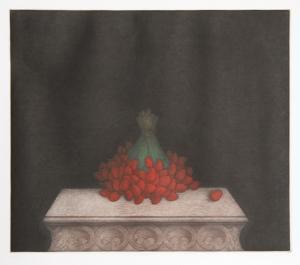 Strawberries by Tomoe Yokoi