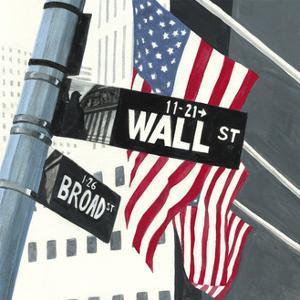 Wall Street,2013 by Tomoko FURUYA