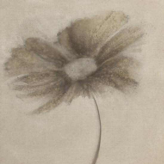 Tonal Flowers II-Emma Forrester-Art Print