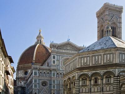 Duomo , Florence, UNESCO World Heritage Site, Tuscany, Italy, Europe