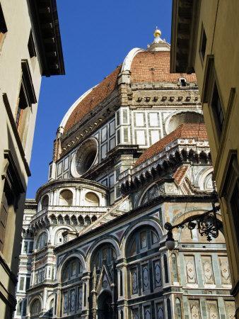 Duomo, Florence, UNESCO World Heritage Site, Tuscany, Italy, Europe