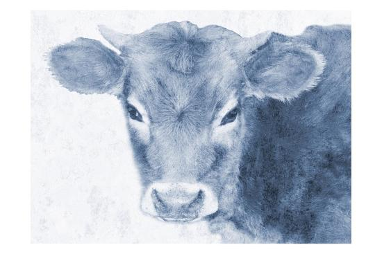 Tone To Tonal Farm Stead-Sheldon Lewis-Art Print