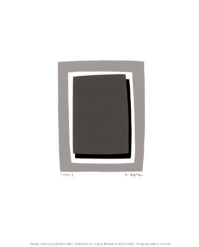 Tones I-Denise Duplock-Art Print