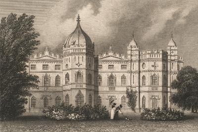 Tong Castle-English School-Giclee Print