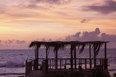 Tongan Sunset - Eua Island-benkrut-Photographic Print