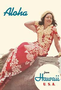 Aloha from Hawaii USA by Toni Frissell