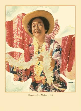 Hawaiian Lei Maker