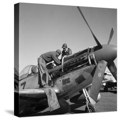 Tuskegee Airmen, 1945