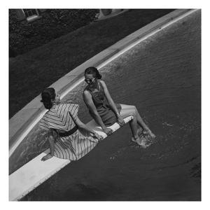 Vogue - July 1936 by Toni Frissell