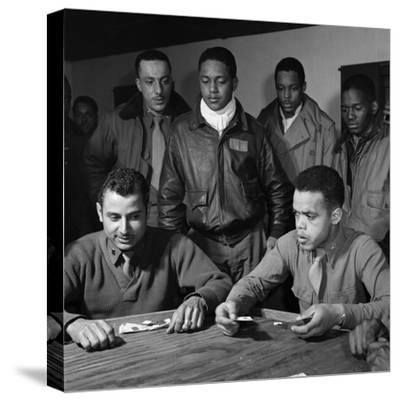 WWII: Tuskegee Airmen, 1945