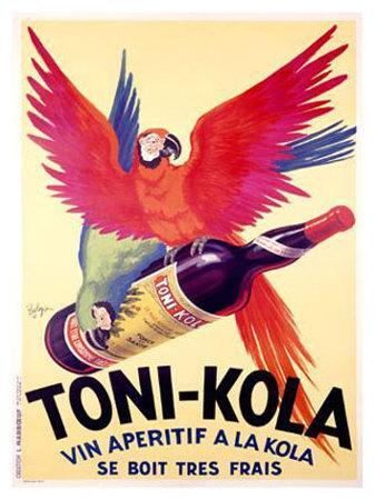 Toni-Kola-Robys (Robert Wolff)-Giclee Print