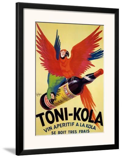 Toni-Kola-Robys (Robert Wolff)-Framed Art Print