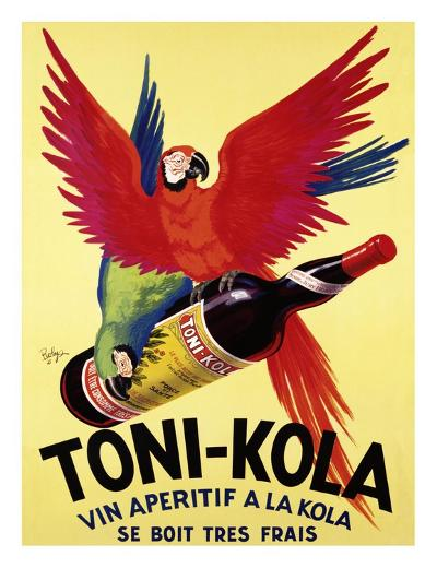 Toni Kola-Robys (Robert Wolff)-Art Print