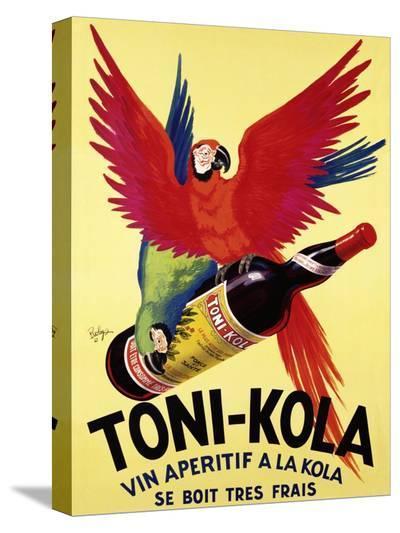 Toni Kola-Robys (Robert Wolff)-Stretched Canvas Print