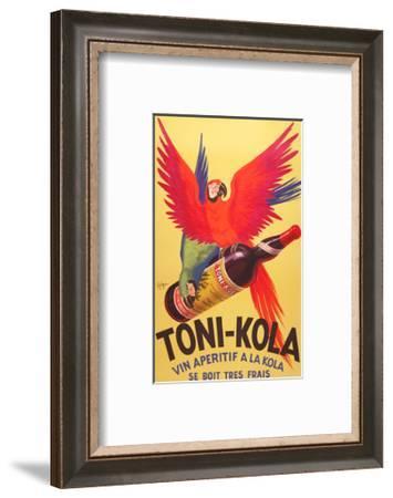 Toni-Kola-Vintage Posters-Framed Art Print