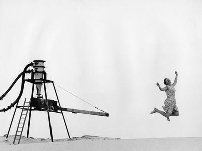 Ma's Landing, 1960s