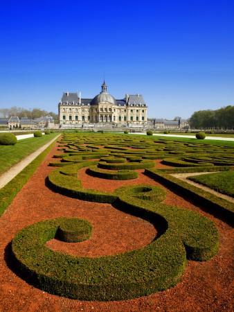 Parc Du Chateau De Vaux-Le-Vicomte