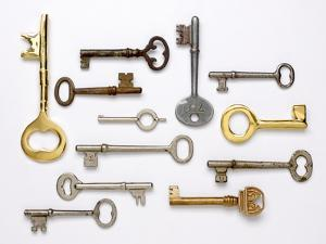 Keys by Tony Cordoza