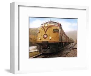 American Diesel Locomotive by Tony Craddock