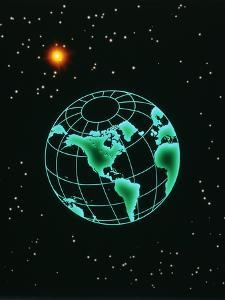 Earth Artwork by Tony Craddock